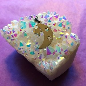 🆕✨🌙Moon & Star Necklace🌙✨